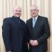 Společně s presidentem Klausem
