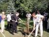 V ZŠ ve Vaňově jsme společně s kolegy zasadili lípu
